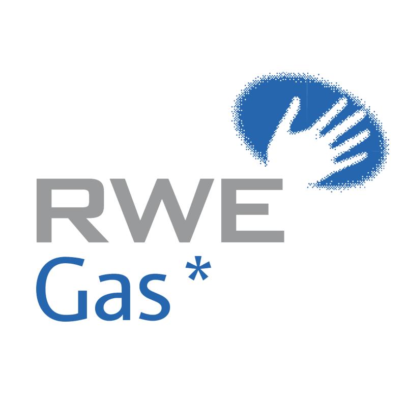 RWE Gas vector logo