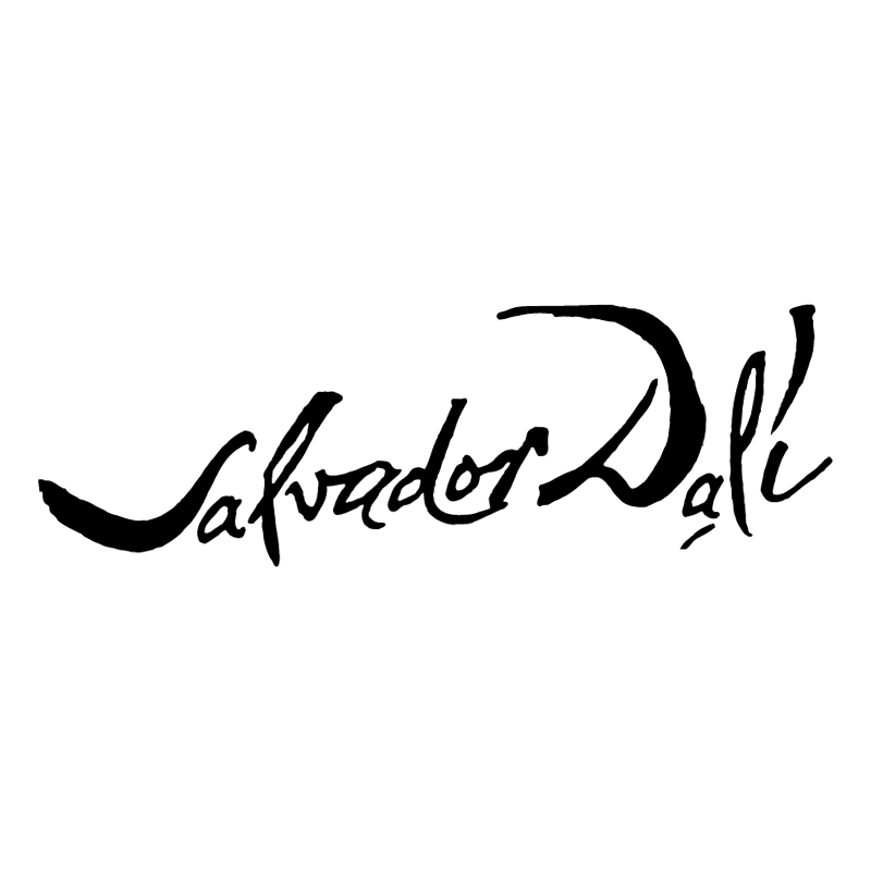 Salvador Dali vector
