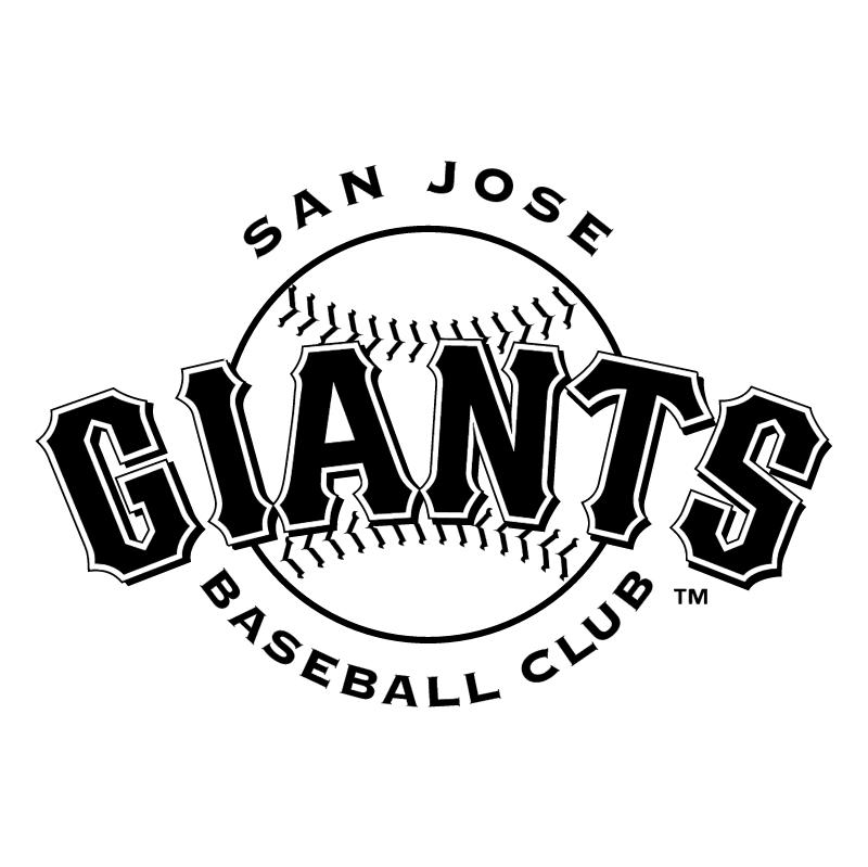 San Jose Giants vector