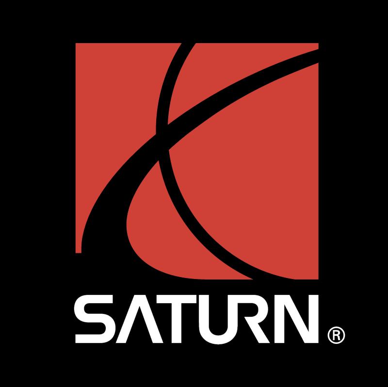 Saturn vector logo