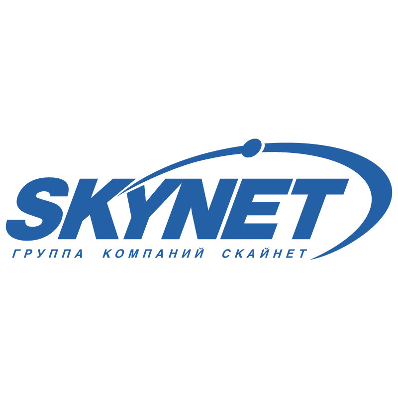 Skynet vector logo
