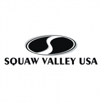 Squaw Valley USA vector
