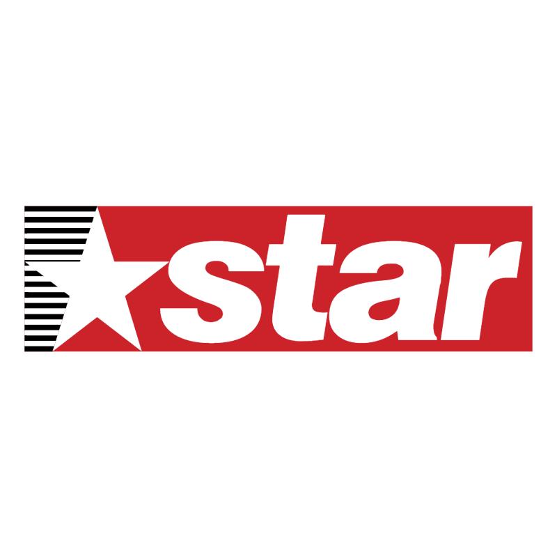 Star Gazete vector logo