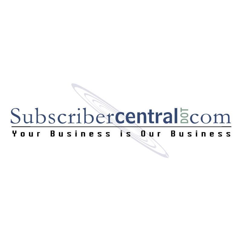 SubscriberCentralDotCom vector