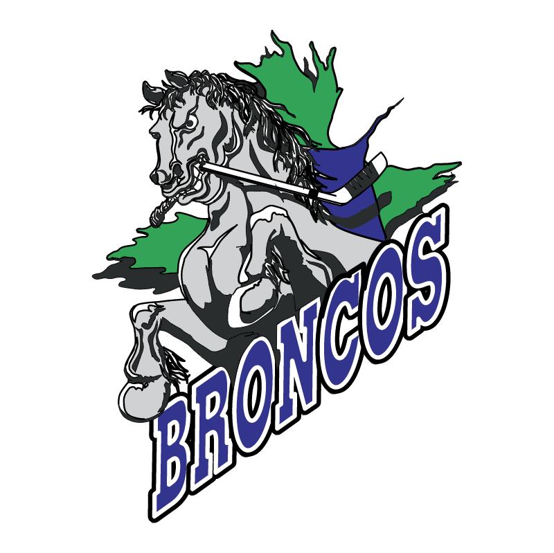 Swift Current Broncos vector