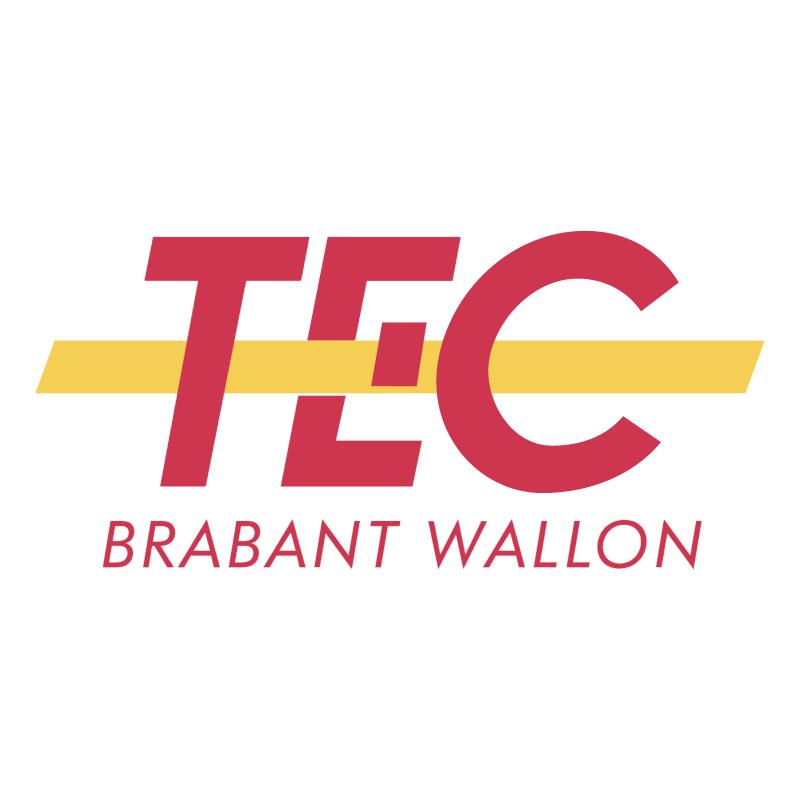 TEC Brabant Wallon vector