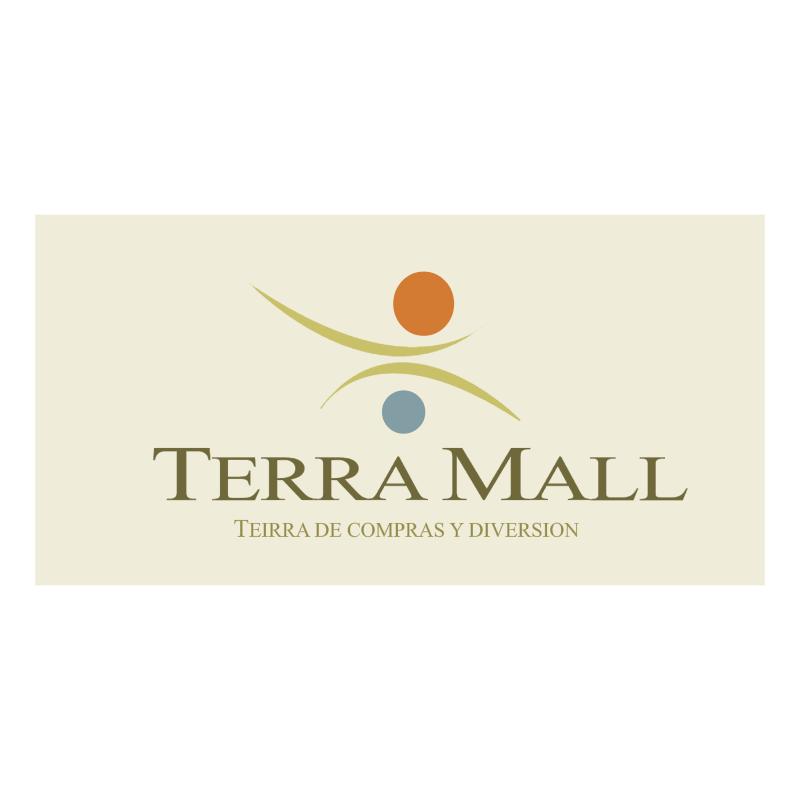 Terra Mall vector