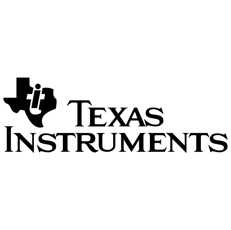 Texas Instruments vector