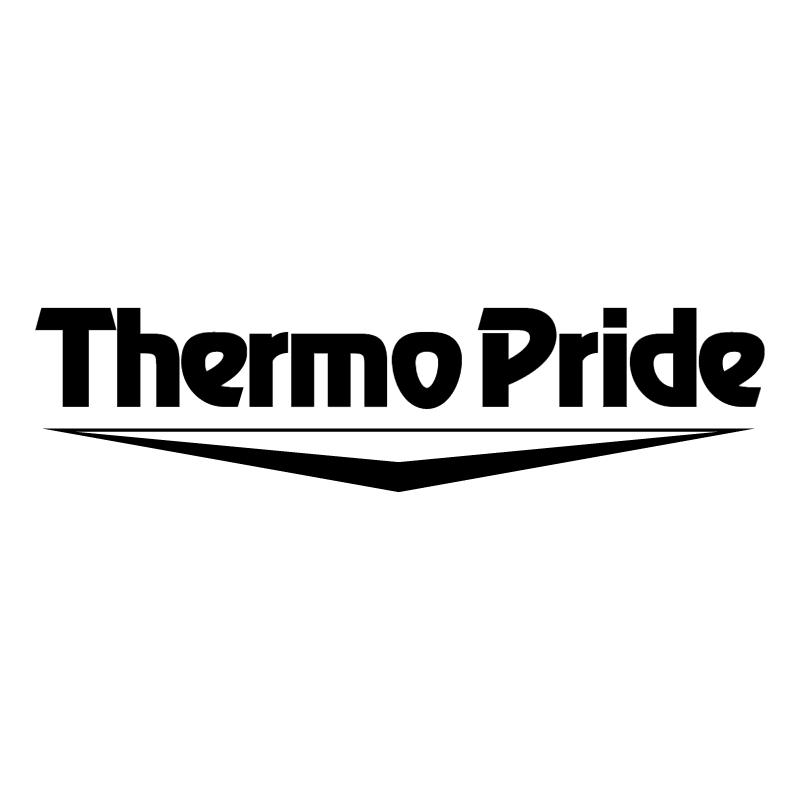 Thermo Pride vector