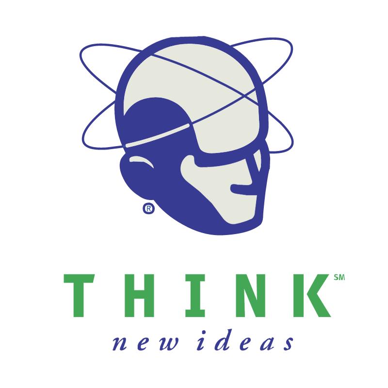 Think vector logo