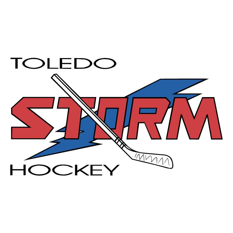 Toledo Storm vector