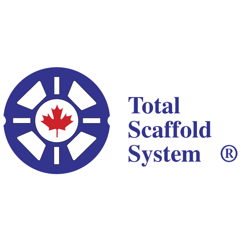 Total Scaffold System vector logo