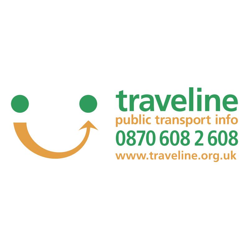traveline vector logo