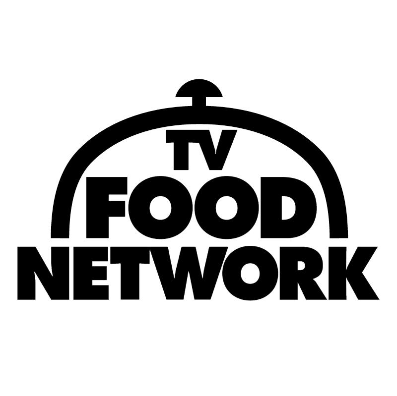 TV Food Network vector logo