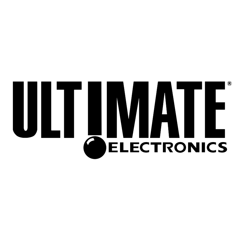 Ultimate Electronics vector