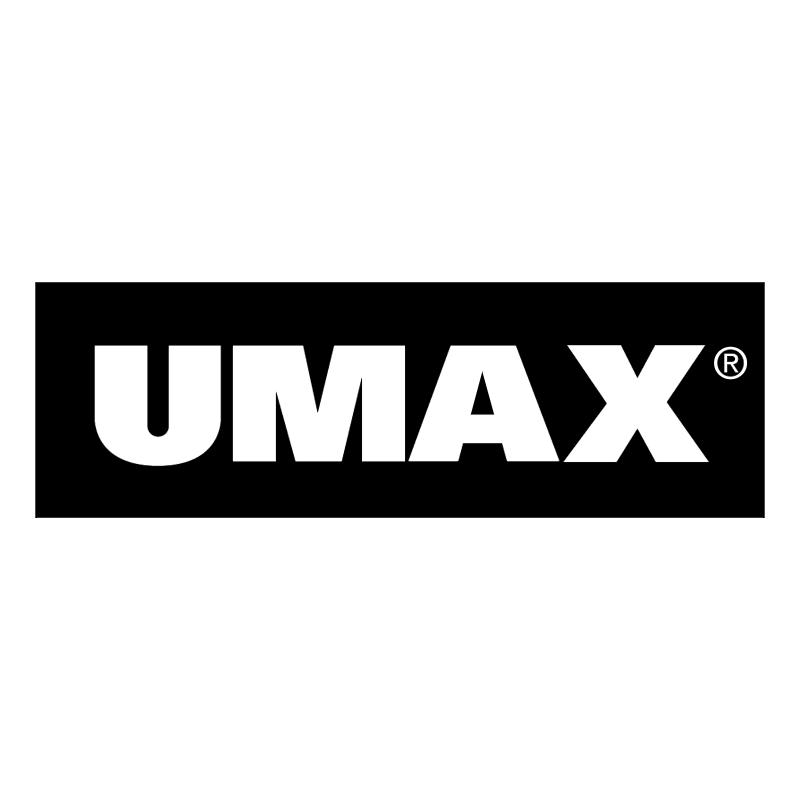 Umax vector logo
