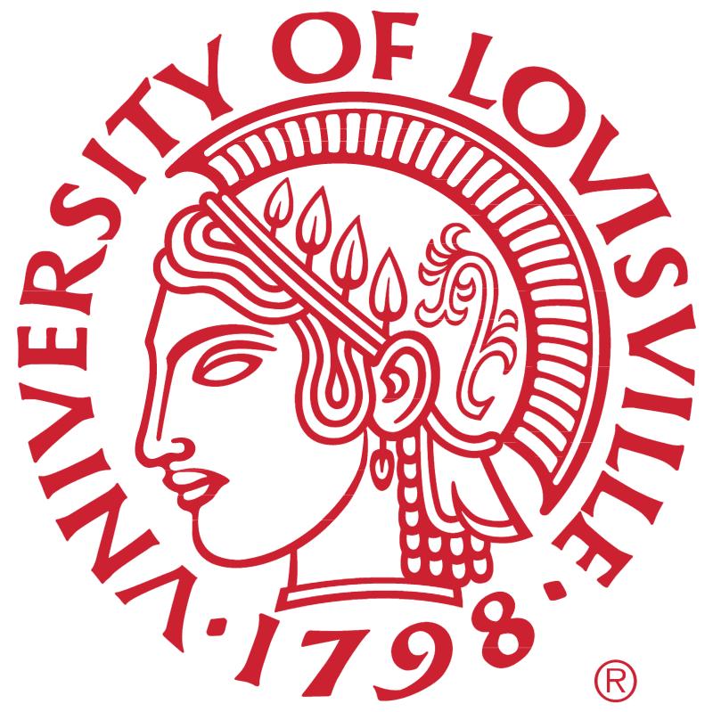 University of Louisville vector logo