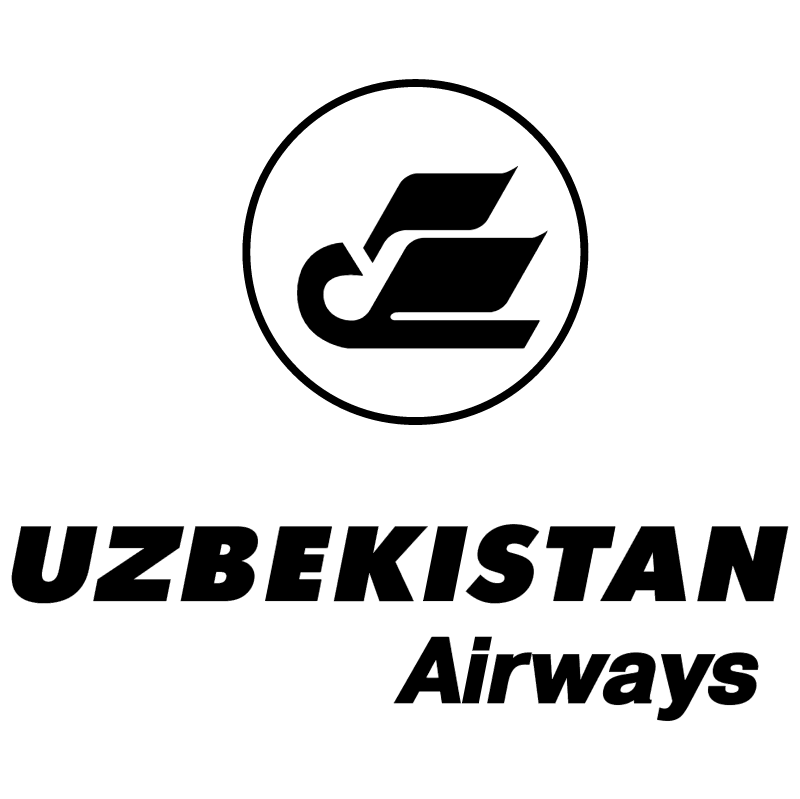 Uzbekistan Airways vector
