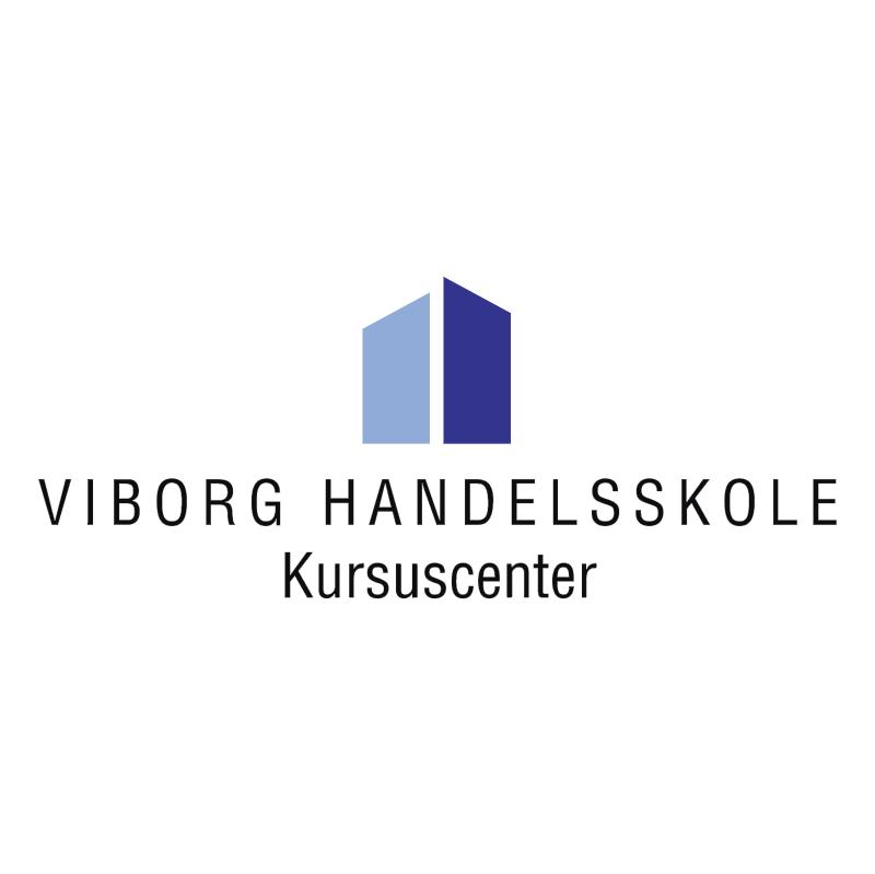 Viborg Handelsskoles vector