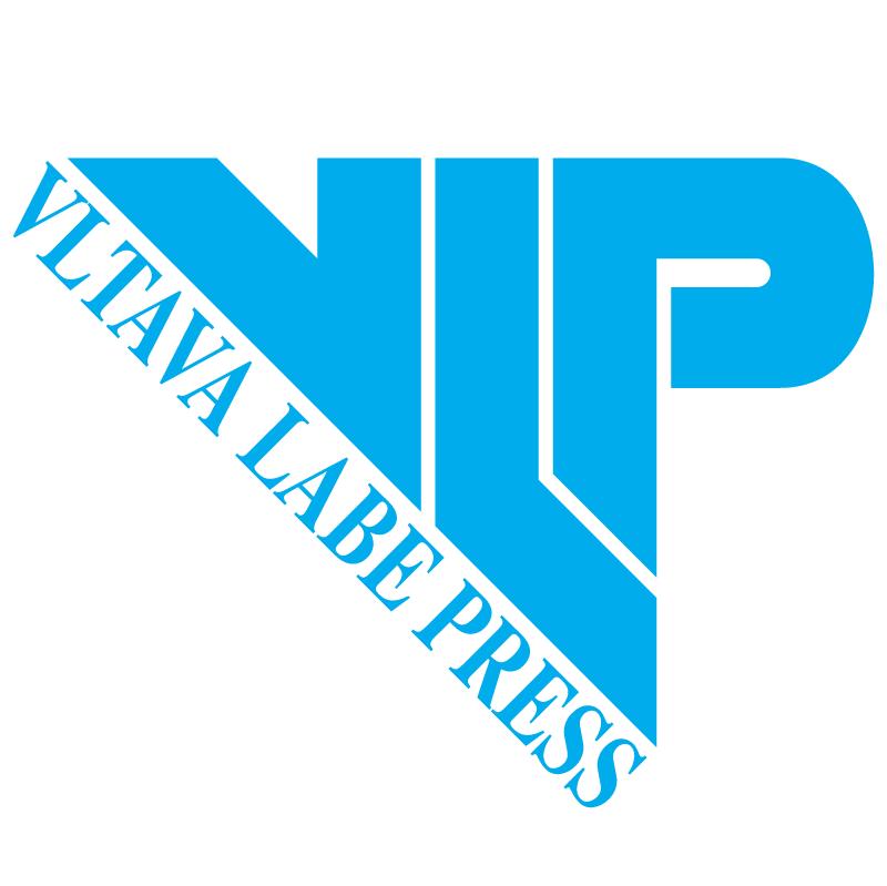 Vltava Labe Press vector logo