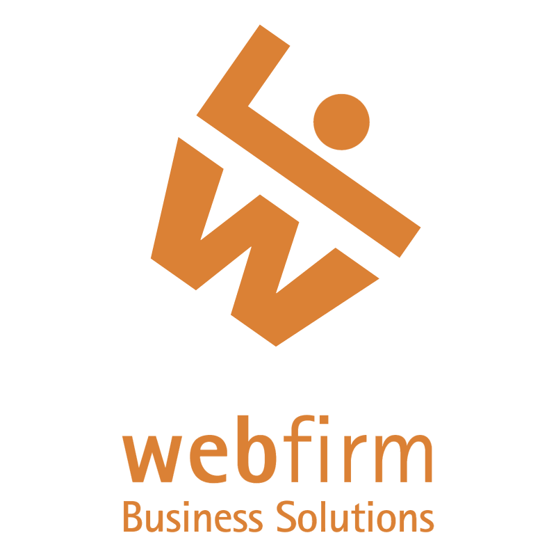 Webfirm vector
