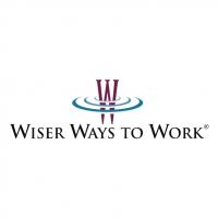 Wiser Ways to Work vector