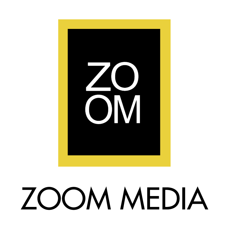 Zoom Media vector